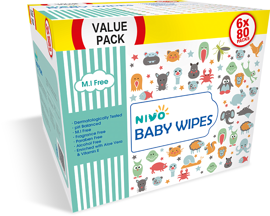 Nivo Baby Wipes